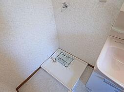 アーバンスクエア片山町の室内洗濯機置き場