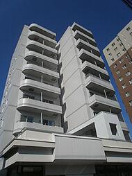 北海道札幌市西区二十四軒三条4丁目の賃貸マンションの外観