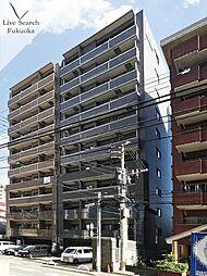 ラフィネス薬院イーストタワー[401号室]の外観