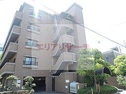 大阪府大阪市住吉区帝塚山西2丁目の賃貸マンションの外観