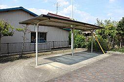 愛知県豊川市御津町御馬塩浜の賃貸アパートの外観