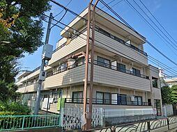 宇田川コーポ[2階]の外観