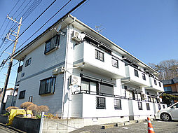 メゾンソレイユI[2階]の外観
