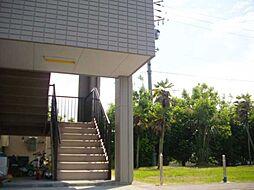 愛知県一宮市西大海道の賃貸マンションの外観