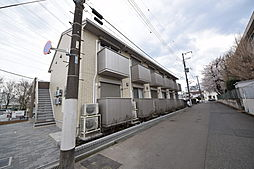 JR八高線 北八王子駅 徒歩2分の賃貸アパート
