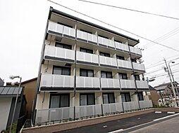 愛知県岡崎市中町5丁目の賃貸マンションの外観