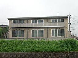 レトアウエスト[102号室]の外観