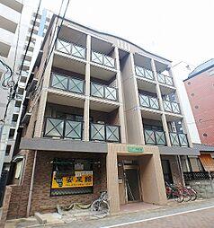 福岡県福岡市西区姪浜駅南1の賃貸マンションの外観