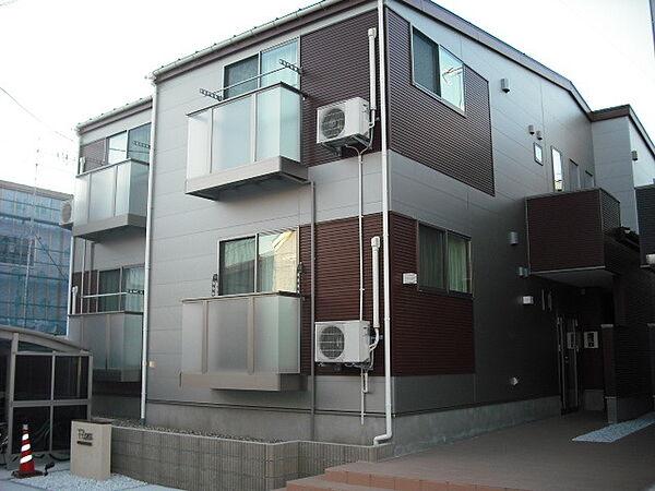 フィオーレ 2階の賃貸【新潟県 / 新潟市西区】
