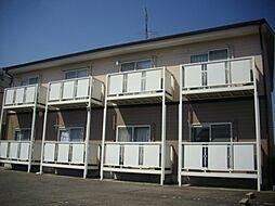 愛知県岩倉市東町の賃貸アパートの外観