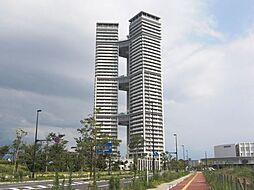 アイランドタワースカイクラブ C棟[24階]の外観
