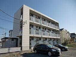 埼玉県川口市前川町4丁目の賃貸アパートの外観