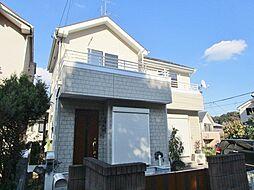 [一戸建] 東京都日野市程久保3丁目 の賃貸【/】の外観
