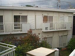 神奈川県横浜市港南区東永谷3丁目の賃貸アパートの外観