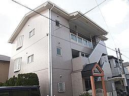 大阪府堺市西区鳳中町5丁の賃貸マンションの外観