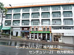 香里ヶ丘ビル[3階]の外観