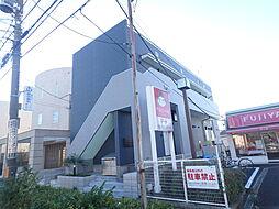 埼玉県川口市柳崎4丁目の賃貸アパートの外観