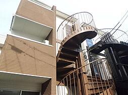 アクロス芦屋西アパートメント[3階]の外観