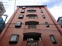 大阪府大阪市生野区小路東4丁目の賃貸マンションの外観