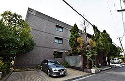 大阪府松原市東新町2の賃貸マンションの外観