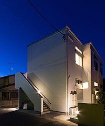 埼玉県さいたま市見沼区大字風渡野の賃貸アパートの外観