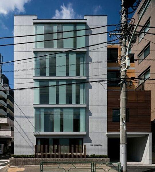 東京都杉並区桃井1丁目の賃貸マンション