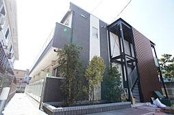 リブリ・PLAGE江ノ島[2階]の外観