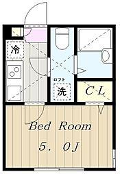 小田急小田原線 生田駅 徒歩4分の賃貸アパート