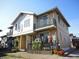 滋賀県長浜市勝町の賃貸アパートの外観