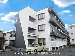 ホウトクマンション[2階]の外観