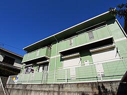 ボンネ・シャトーSHIRAKAWA[1階]の外観