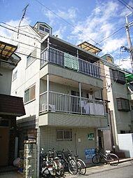 大阪府大阪市淀川区新高2丁目の賃貸マンションの外観