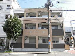 大阪府大阪市東淀川区瑞光3丁目の賃貸アパートの外観