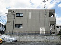 ヤマリハウス[2階]の外観