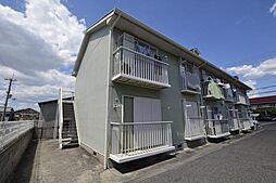 ロイヤルハイツ福田A[1階]の外観