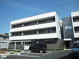 大阪府大阪市淀川区新高5丁目の賃貸マンションの外観