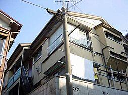萩原荘[203号室]の外観