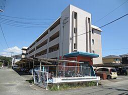福岡県久留米市長門石1丁目の賃貸マンションの外観