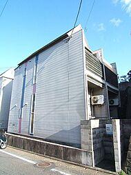 ルピエ片江II[101号室]の外観