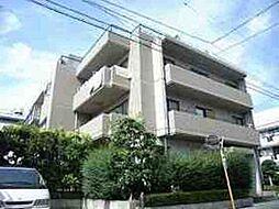 大阪府箕面市牧落3丁目の賃貸マンションの外観