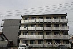 愛知県岡崎市欠町字東畑の賃貸マンションの外観
