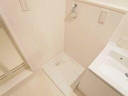 パロス須磨浦通の室内洗濯機置場