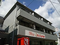 マンションアマティー[3階]の外観