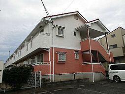グリーンハーモニー日吉B[2階]の外観