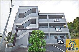千葉県千葉市中央区星久喜町の賃貸マンションの外観