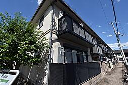 ハイマート金川IIA棟[2階]の外観