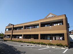 滋賀県彦根市野田山町の賃貸マンションの外観