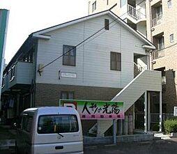 埼玉県草加市瀬崎1丁目の賃貸アパートの外観