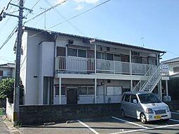 古川荘[201号室]の外観