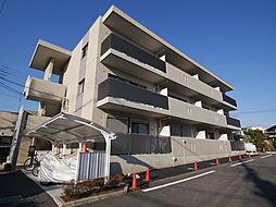 神奈川県厚木市三田南3丁目の賃貸マンションの外観